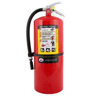 Baton Rouge Residential Fire Extinguisher