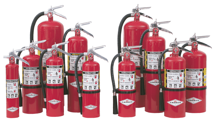 Fire Extinguisher Inspections in Louisiana