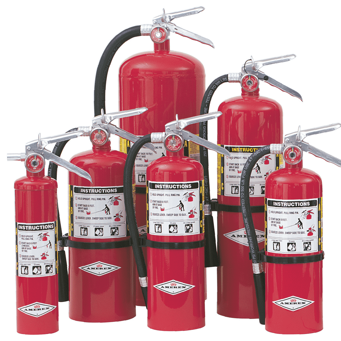 Certify Fire Extinguishers