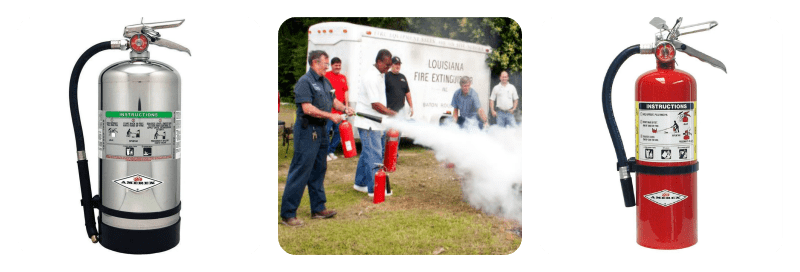 Fire Extinguishers and Inspections in Baton Rouge