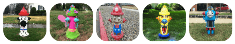 Fire Hydrant in Louisiana