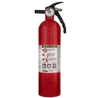 Residential Fire Extinguisher