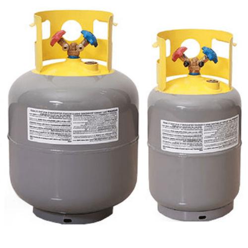 Refrigerant Recovery Tank Hydro Testing in Louisiana
